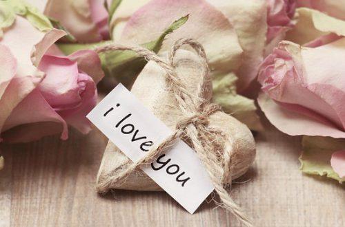 Оригинальные признания в любви
