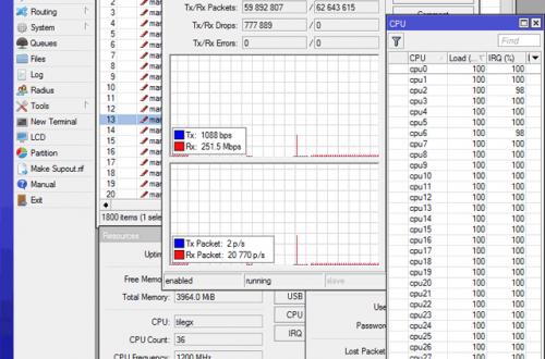 <br><span> <br><span>Обзор MikroTik CCR1036-12G-4S</span> <br></span> <br>