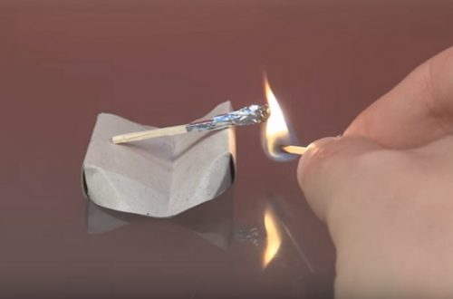 ТОП 10 горячих лайфхаков со спичками