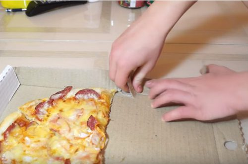 ТОП 10 вкусных лайфхаков с пиццей: bon appetit!