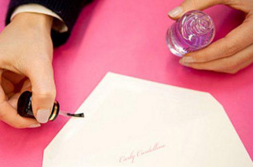 ТОП 10 лайфхаков с лаком для ногтей: идеи не для маникюра