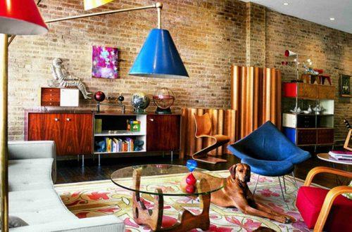 ТОП 10 лайфхаков, как создать интерьер в стиле лофт: чердак на дому