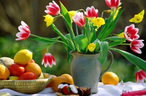 10 лайфхаков, как сохранить свежесть цветов: жизнь продолжается!