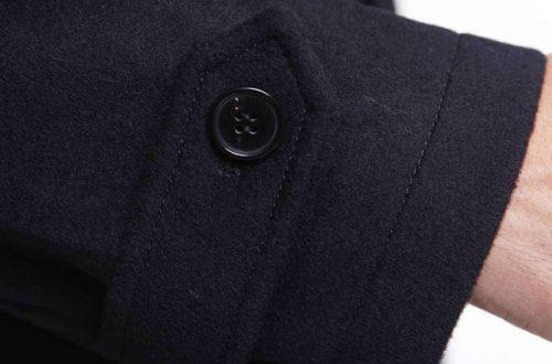 Стираем пальто из кашемира в стиралке