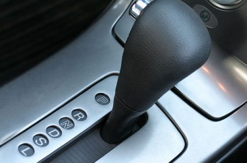 Вождение машины с автоматической коробкой передач