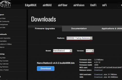 <br><span> <br><span>Включаем airMAX вUbiquiti 802.11a/b/g оборудовании</span> <br></span> <br>