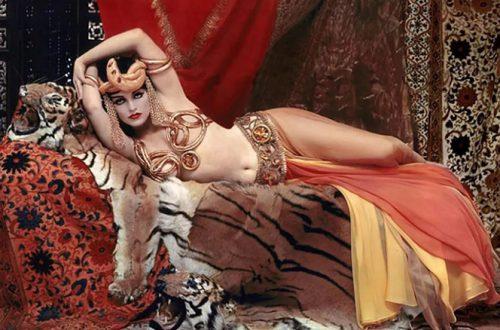 Зачем Клеопатра убивала своих любовников?