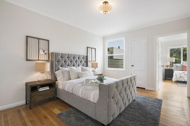 интерьер дизайна спальни современная классика