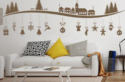 ТОП 10 лайфхаков, как украсить квартиру к Новому году: и праздник к вам придет