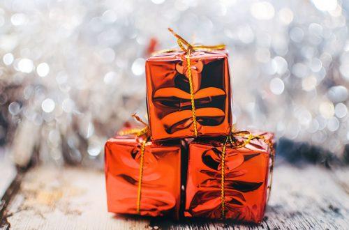 Лучшие подарки на Новый год 2019