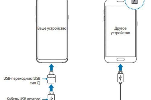 Как зарядить телефон от другого телефона