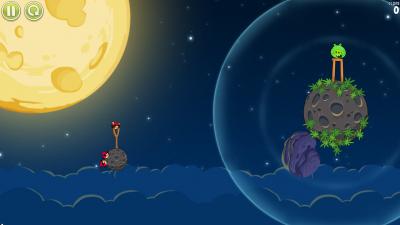 Angry Birds Space скачать торрент