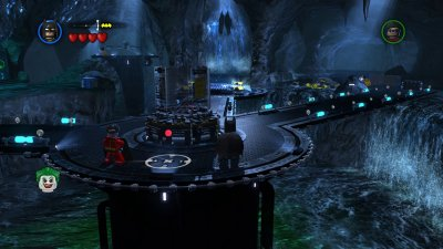LEGO Batman 2: DC Super Heroes скачать торрент
