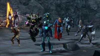 DC Universe Online скачать торрент