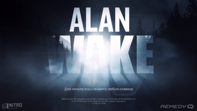Alan Wake скачать торрент