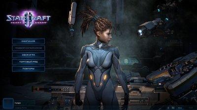 StarCraft 2: Wings of Liberty скачать торрент