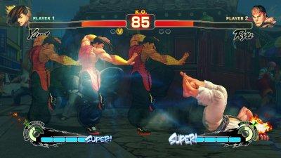 Super Street Fighter 4 скачать торрент