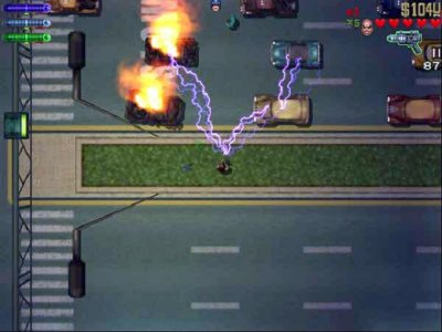 GTA 2 / Grand Theft Auto 2: Беспредел