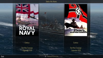 Atlantic Fleet скачать торрент