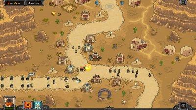 Kingdom Rush: Frontiers скачать торрент