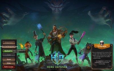 Hero Defense - Haunted Island скачать торрент