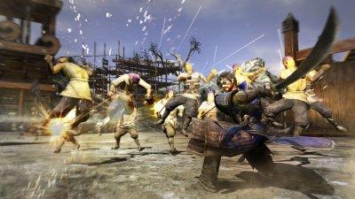 Dynasty Warriors 8: Empires скачать торрент