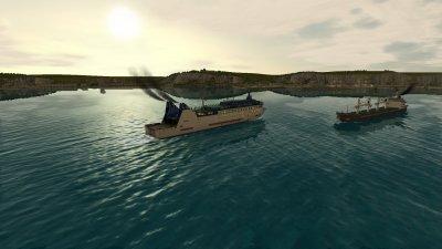 European Ship Simulator скачать торрент