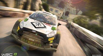 WRC 6: FIA World Rally Championship 2016 скачать торрент