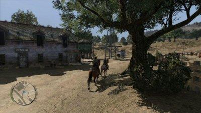 Red Dead Redemption скачать торрент