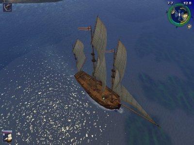 Корсары 2: Пираты Карибского Моря скачать торрент