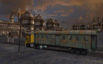 18 Стальных колес: Экстремальные дальнобойщики 2