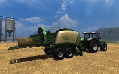Farming Simulator 2011 скачать торрент