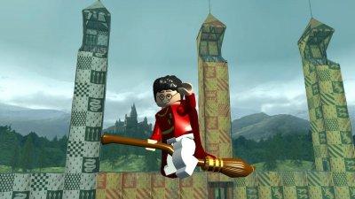 LEGO Harry Potter: Years 1-4 скачать торрент