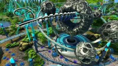RollerCoaster Tycoon World скачать торрент