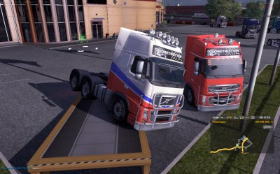 Euro Truck Simulator 2 Multiplayer скачать торрент