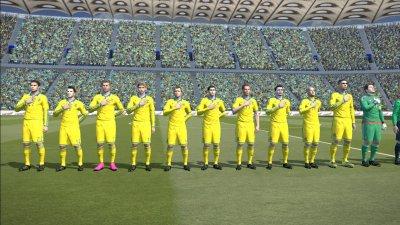 PES 2016 Украинская лига
