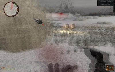 Сталкер Дезертир 2 Зима