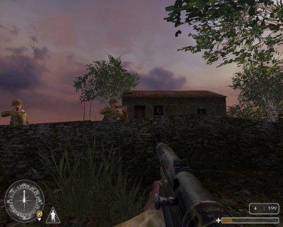 Call of Duty United Offensive скачать торрент