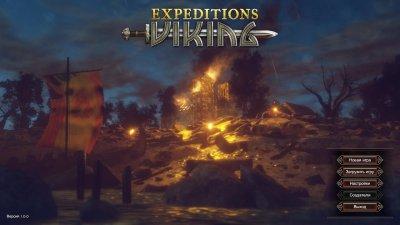 Expeditions: Viking скачать торрент