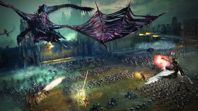 Total War Warhammer 2017 без Steam с таблеткой