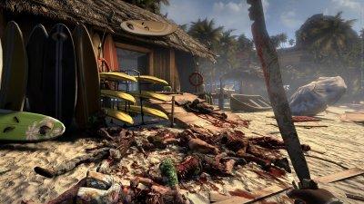 Dead Island Механики