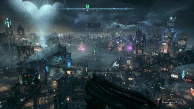 Batman Arkham Knight Механики скачать торрент