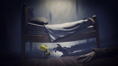 Little Nightmares Secrets of The Maw скачать торрент