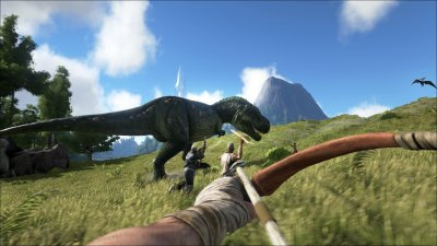 ARK: Survival Evolved Механики