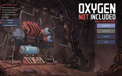Oxygen Not Included на русском