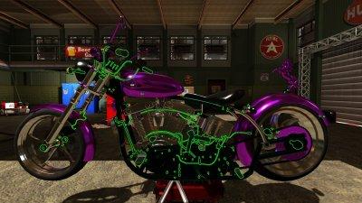 Motorbike Garage Mechanic Simulator скачать торрент