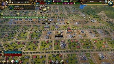 Urban Empire Механики