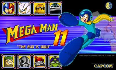 Mega Man 11 скачать торрент