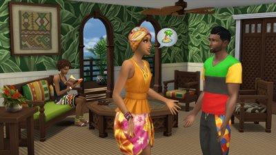Симс 4 Карибы скачать торрент