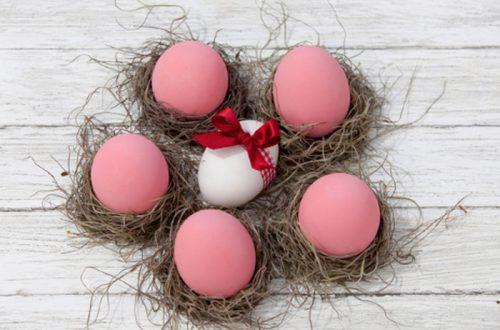 ТОП 10 лайфхаков, как покрасить яйца натуральными красителями: ни грамма химии
